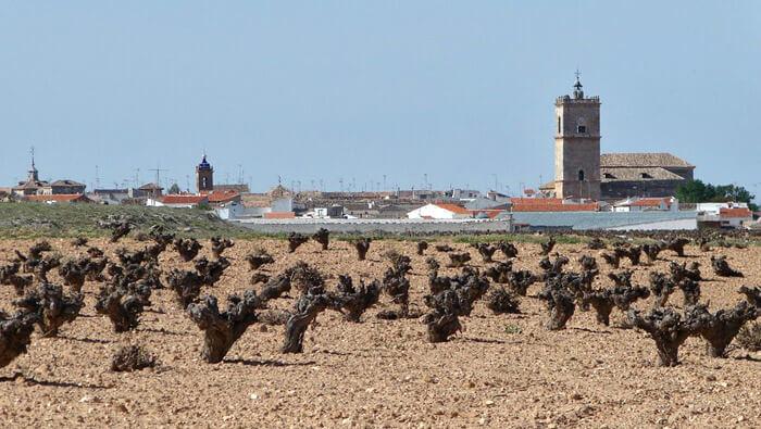 Descenso del turismo rural de Castilla-La Mancha en diciembre