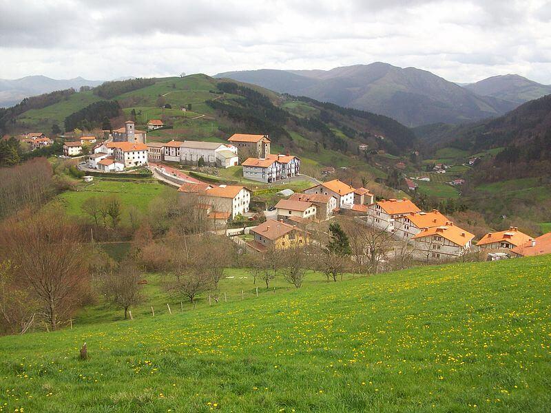 Descenso del turismo rural en Guipúzcoa en diciembre