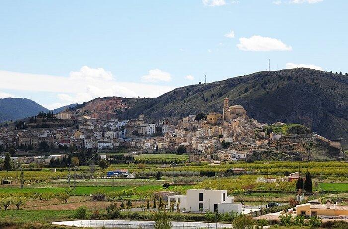 Impresionante aumento del turismo rural de Murcia en diciembre