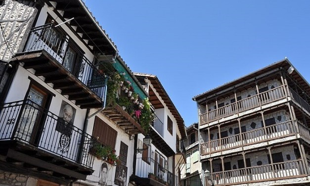 Leve descenso del turismo rural de Salamanca en diciembre