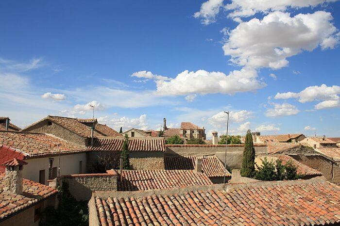 Fuerte descenso del turismo rural en Valladolid