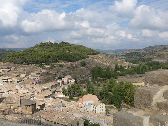 Sobresaliente ascenso del turismo rural de Zaragoza en diciembre