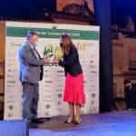 Olvera recibe el galardón como Capital de Turismo Rural