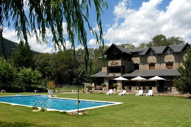 hoteles rurales cataluña hotel florido