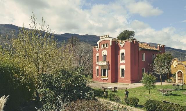 hoteles rurales cataluña hotel can garay