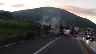 Photo of Homem morre em acidente na BR-116 nesta madrugada