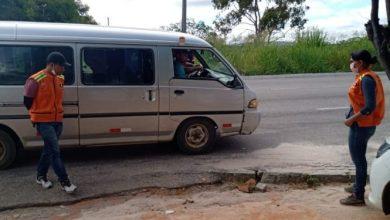 Photo of Operação fiscaliza estradas vicinais que dão acesso às rodovias em Conquista