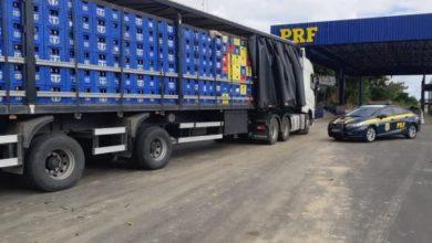 Photo of Polícia apreende mais de 21 mil litros de cerveja na BR-116 em Conquista
