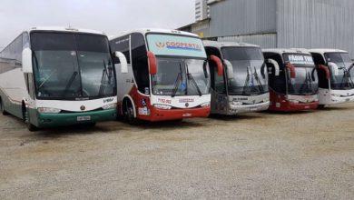 Photo of 14 ônibus clandestinos são apreendidos com mais de 340 passageiros em cidades da região