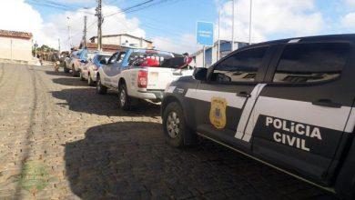 Photo of Polícia civil de Jequié realiza mega operação de combate a roubo de carga e tráfico de drogas na BR-116