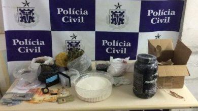 Photo of Bahia: Homem é preso suspeito de participar de esquema de envio de ecstasy pelos Correios