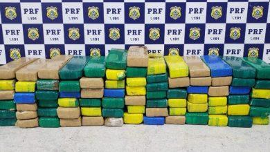 Photo of Três pessoas são presas em Conquista com 118 tabletes de maconha