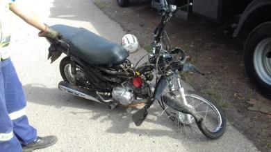Photo of Motociclista fica gravemente ferido após acidente no anelviário de Conquista
