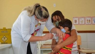 Photo of Campanhas de vacinação para as crianças começam nas unidades de saúde; confira