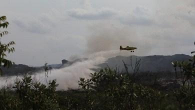 Photo of Corpo de Bombeiros sinaliza controle dos incêndios na Chapada