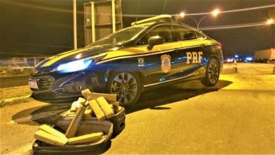 Photo of Casal é preso com 30kg de maconha em porta-malas de carro em Jequié