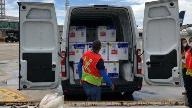 Photo of Mais de 240 mil doses de vacina contra a Covid-19 chegam à Bahia; distribuição para as cidades será no sábado