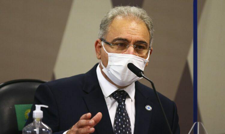 Photo of Ministro da Saúde diz que Copa América no Brasil não traz risco adicional de covid-19