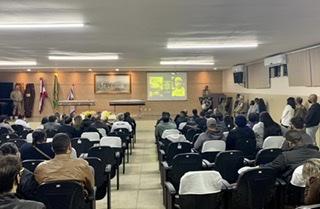 Photo of Vídeo: Policiais militares mortos em Conquista são velados sob homenagens e comoção