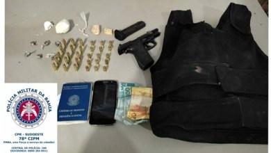 Photo of Conquista: Polícia detalha operação que resultou em uma morte e apreensão de colete, pistola e drogas