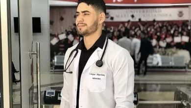 Photo of Suspeito de matar estudante de medicina a facadas é preso na Bahia