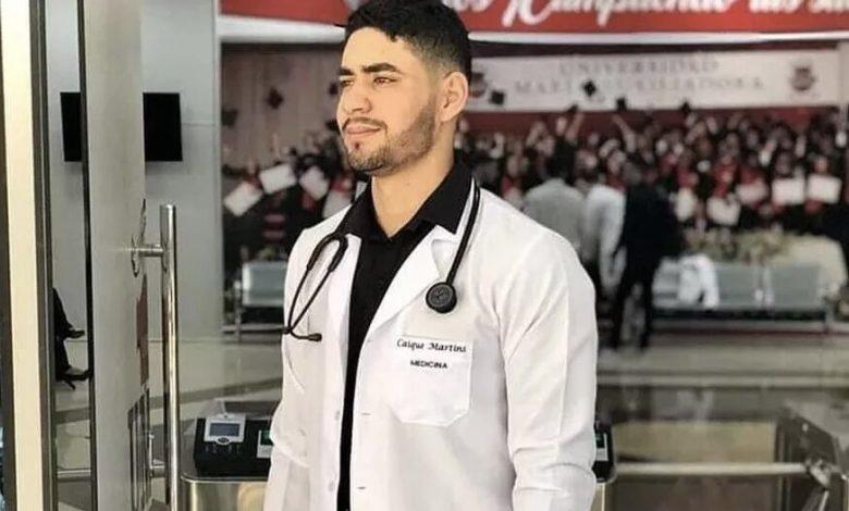 Photo of Estudante de medicina é morto com golpes de faca na Bahia