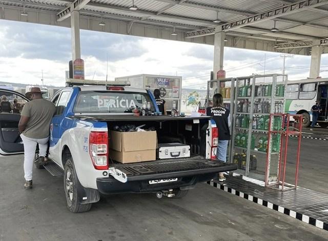 Photo of Confira o balanço da operação que fiscalizou 14 postos de combustíveis de Conquista e região