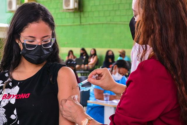 Photo of Quase 80% dos conquistenses já foram vacinados com a 1ª dose contra Covid-19; com a 2ª dose ou dose única foram 44,7%