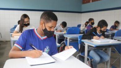Photo of Aulas 100% presenciais na rede estadual de ensino começam na próxima segunda-feira (18)