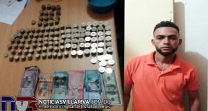 Arrestan empleado de tienda acusado de robar 160 mil en SFM