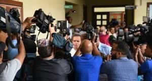 Fiscalía pide un año de prisión para presidente de la FED y otros cinco acusados de estafa