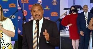 Empresa Cibao Meat en NY ofrece gala a decenas periodistas en su día