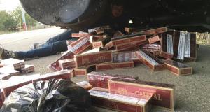 cesfront-detiene-camion-en-montecristi-con-cigarrillos-de-contrabando