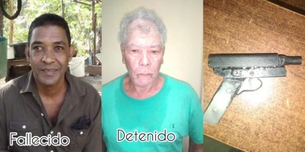 Hombre mata otro de un disparo en Navarrete en medio de una discusión