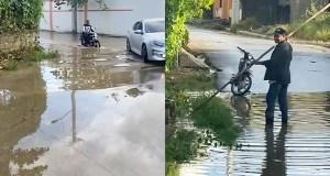 al-grito-en-la-urbanizacion-abreu-de-villa-riva-por-estancamiento-de-agua