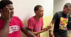 detienen-jovenes-acusados-de-asaltar-bancas-en-villa-riva-san-francisco-tenares-samana-y-otros-lugares