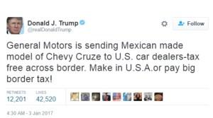 Quien pagará el muro de Trump?