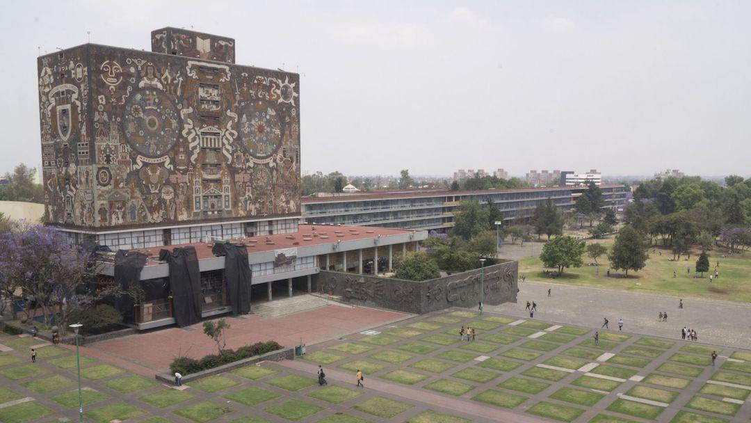 Día Arquitecto México Biblioteca Central