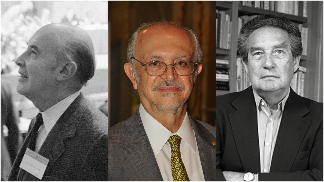 Mexicanos Ganadores Premio Nobel Mario Molina Octavio Paz