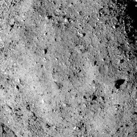 La NASA anuncia que almacenó con éxito muestras de asteroide en sonda Osiris-Rex