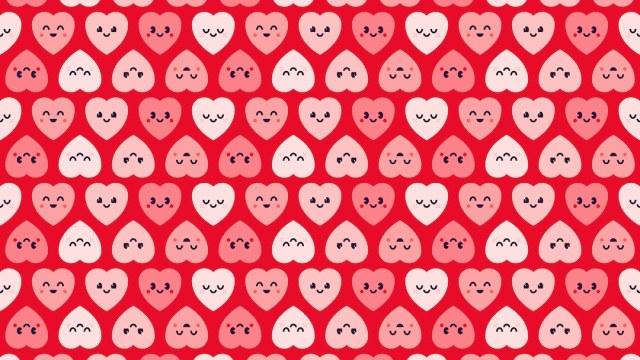 Busca los dos corazones rotos en este reto de San Valentín