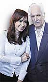 Kirchner y Luppi