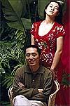 Yimou y Gong Li