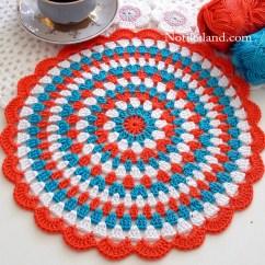 Crochet Doily Patterns With Diagram Bmw E46 Wiring Radio Notikaland Doilies Flowers