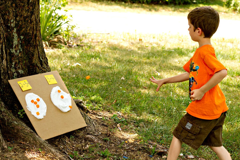 Outdoor Math Activities For Kids