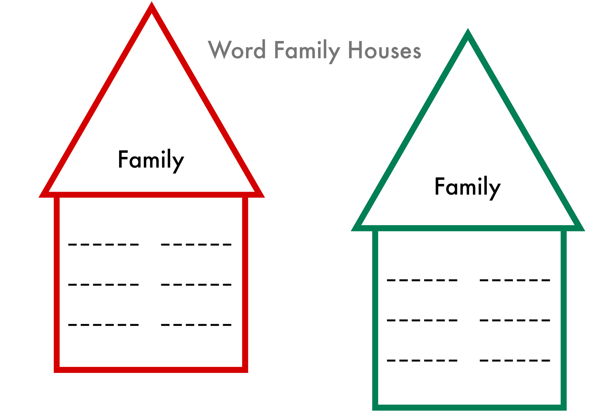 Worksheet An Word Family Worksheets Grass Fedjp