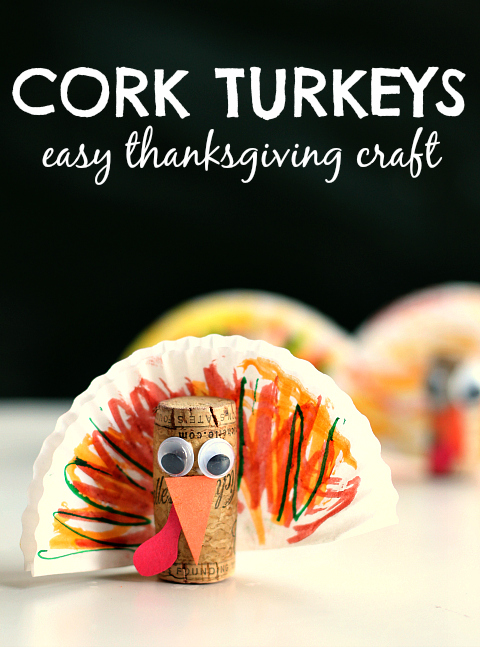 Toddlers Turkey Crafts