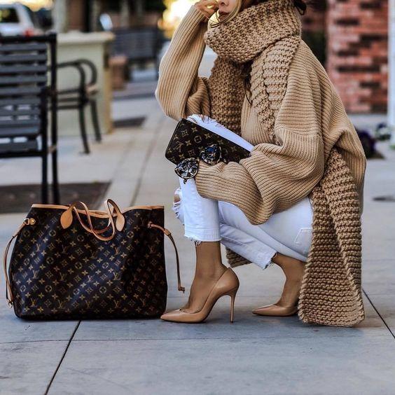 Louis Vuitton monogram: come abbinarlo per creare outfit ...