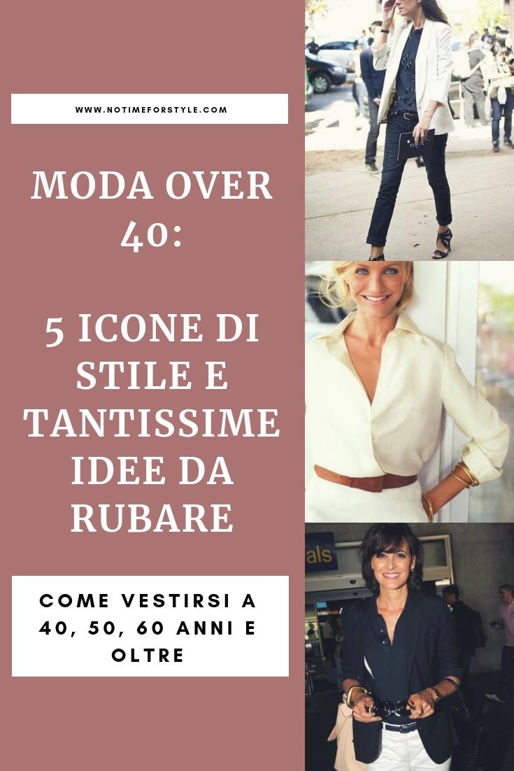 e1d16dbd2ba3 Moda over 40  cinque icone di stile e alcune idee da rubare – no time for  style