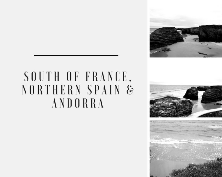 Travel Diary: South of France and Northern Spain (part 1)